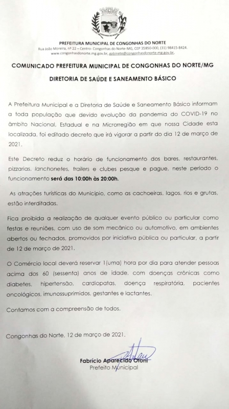 Noticia comunicado-e-decreto